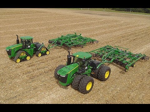 Farm Progress Show Tillage Demo