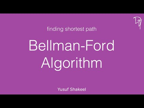 Bellman Ford Algorithm - step by step guide