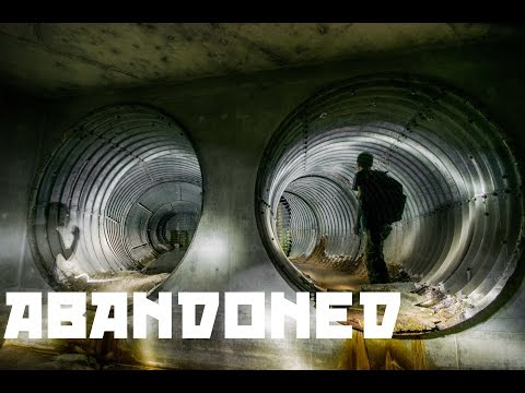 ABANDONED AT&T Nuclear Blast Shelter