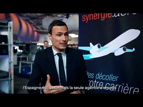 Le Bourget 2019 | Synergie.aero à l'international