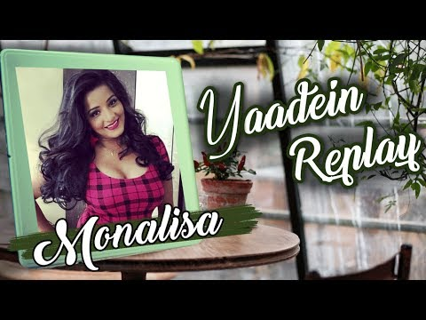 MONALISA Shares Her Journey Of Being A Bhojpuri Actress To NACH BALIYE 8 | Yaadein Replay