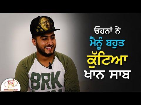 Interview with Khan Saab || Punjabi Singer
