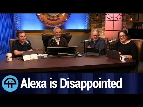 Alexa is Disappointed