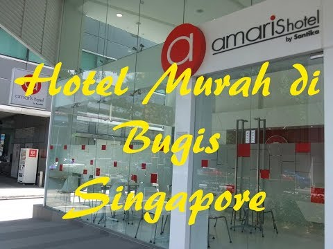 Amaris Hotel By Santika At Bugis, Singapore - Cheap Solution For Nice Stay