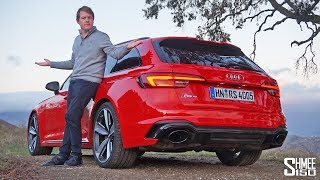 Should I Buy a New Audi RS4 Avant as My Daily? | REVIEW