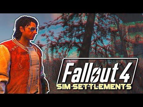 Radiation Poisoning | Fallout 4 Sim Settlements Episode 8 [2018]