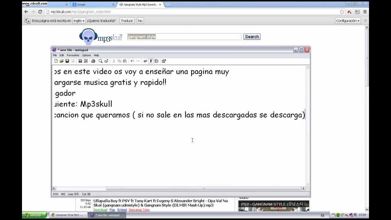 descargar musica gratis mp3 download en español