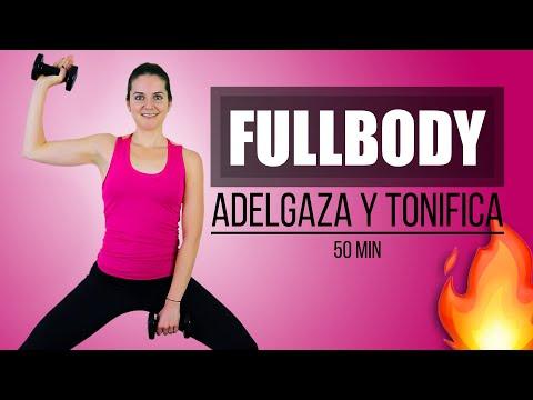 Full Body Workout para Principiantes - 50 min