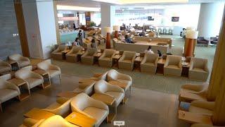 JAL Sakura Business Lounge Visit - Narita (NRT) Airport