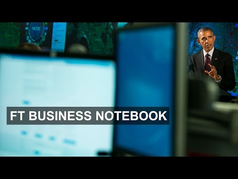 Cyber security laws - limited? | FT Business Notebook