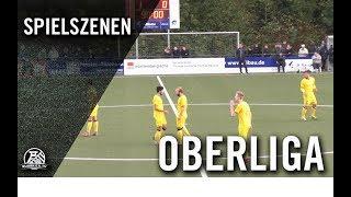 SpVg Schonnebeck - SV Straelen (13. Spieltag, Oberliga Niederrhein)
