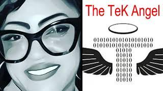 The TeK Angel promo 2020