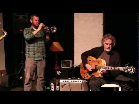 Joe Morris, Nate Wooley, Ken Vandermark, Agusti Fernandez at the Stone, NYC - Jan 17 2013