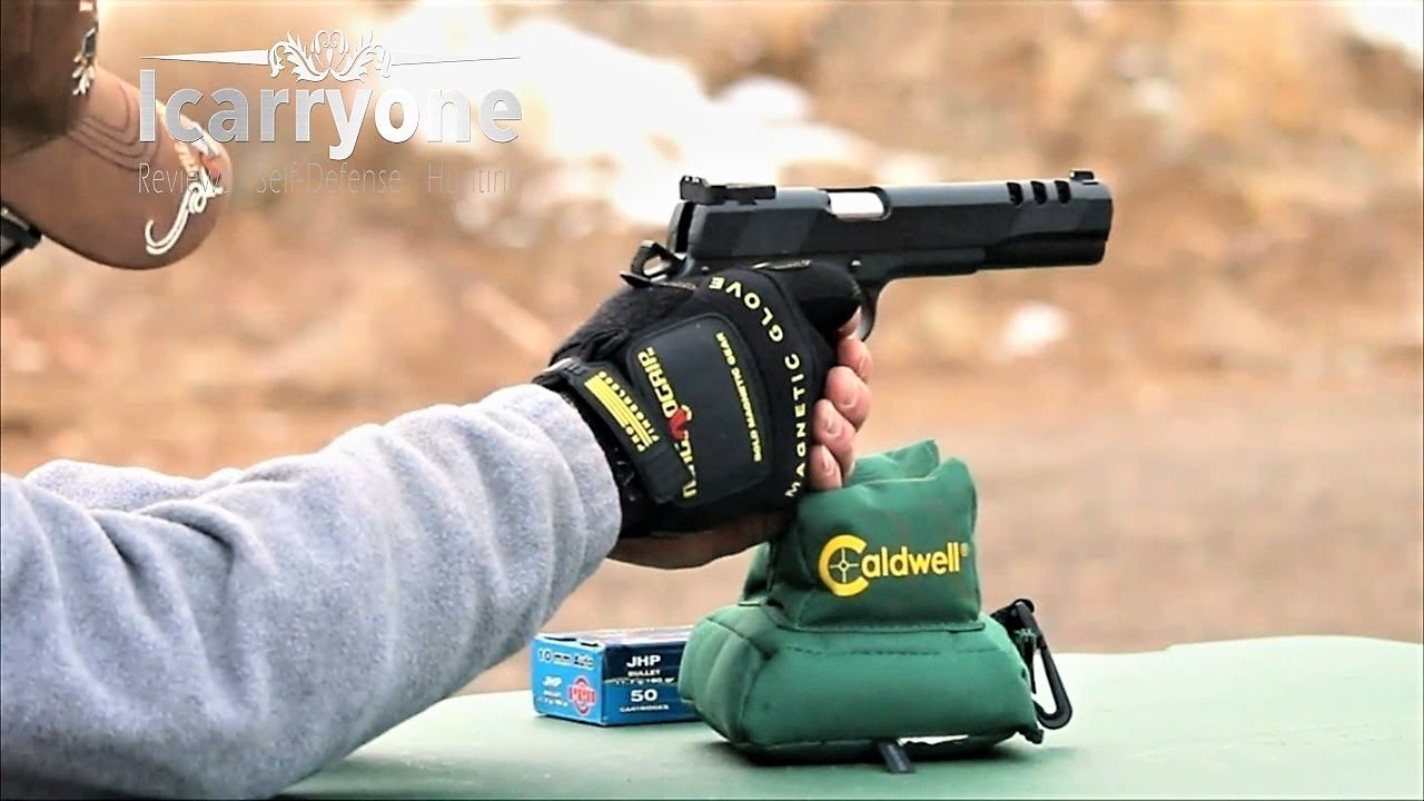 25 Yard Handgun Challenge