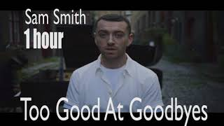Sam Smith - Too Good At Goodbyes (1 Hour) One Hour