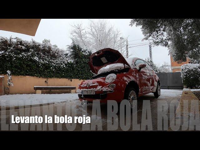 Levantando el Fiat 500 | Parte 1 | La Bola Roja