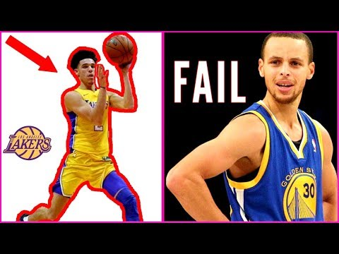 Thumbnail: Why Lonzo Ball just proved he DOESN'T BELONG IN THE NBA!! Steph Curry ROASTS Lonzo!