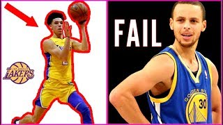 Why Lonzo Ball just proved he DOESN