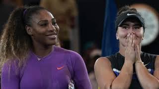 Bianca Still Basking In US Open Glow as she meets Toronto's media