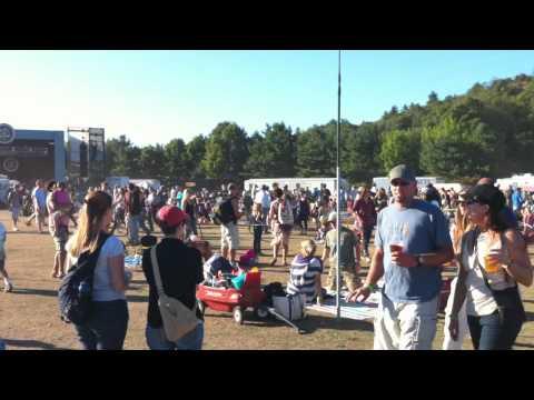 Life is Good Festival 2010 in Canton, Massachusetts