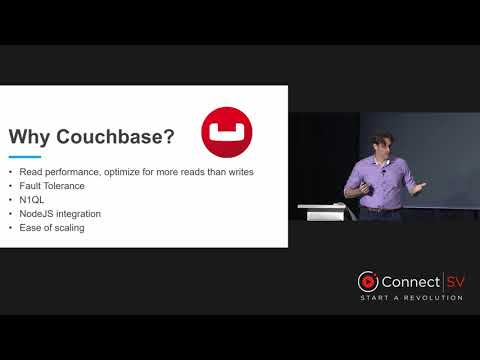 Implementing Gannett's next-generation CMS with CQRS and event sourcing using Couchbase