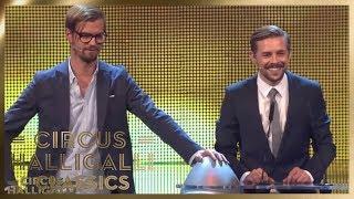 Blind und taub beim Comedypreis   Teil 2   Circus HalliGalli Classics   ProSieben