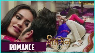 Naagin 3 : Mahir Gets Close To Bella, Shares Romantic Moment With Her