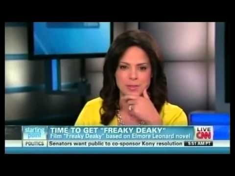 Charles Matthau speaks about Freaky Deaky on CNN