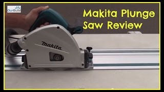 Tool Review - Makita Sp6000j 165mm Plunge Cut Circular Saw
