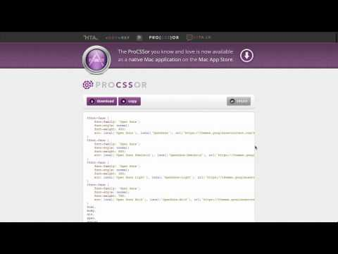 Request Autocomplete | Navicons | CSS Preprocessing | The Treehouse Show Episode 61