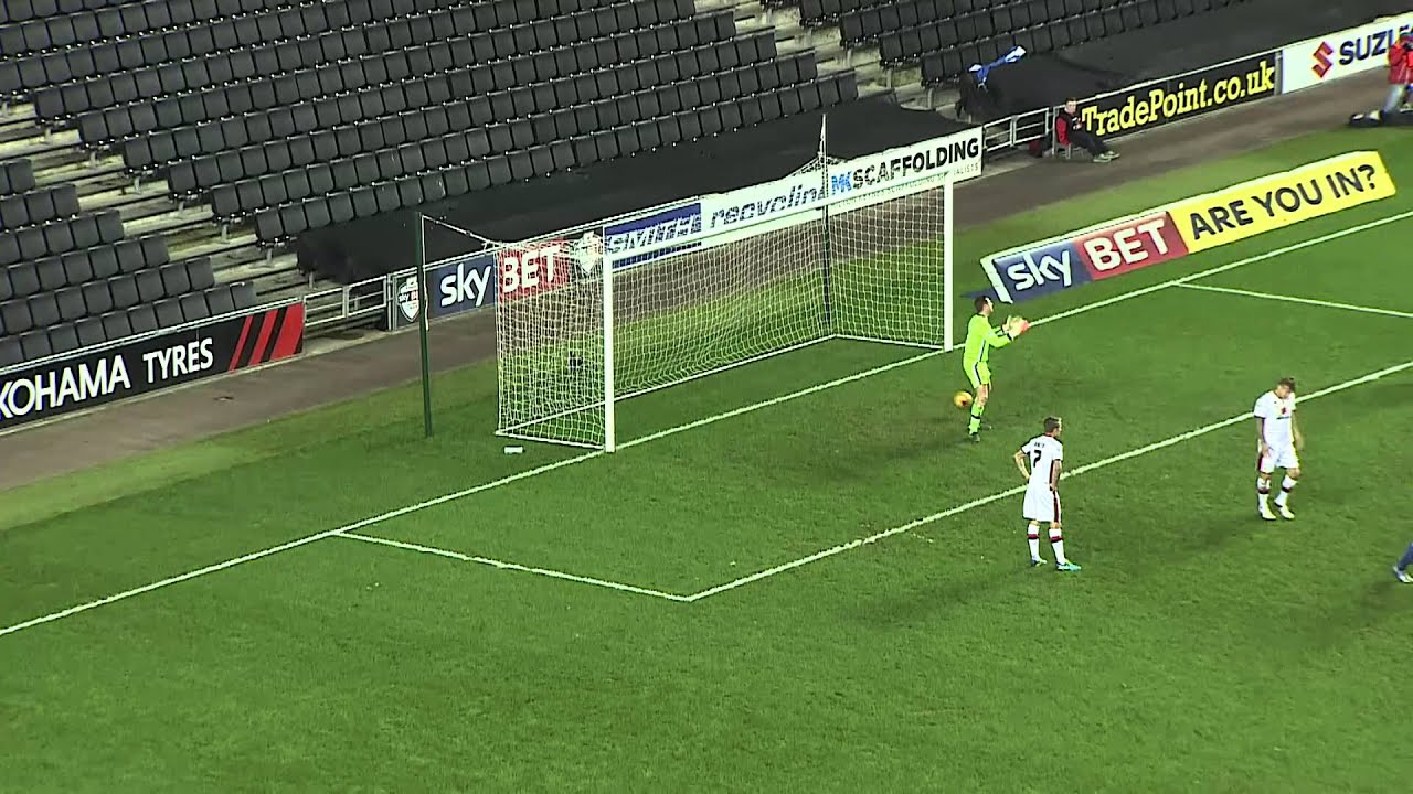 Milton Keynes Dons 2-1 Cardiff City