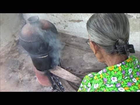 Thumbnail: Village Foods ❤ Amazing Traditional Sweets made of Rice Flour and Treacle in my Village by Grandma
