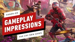 Far Cry: New Dawn Has RPG Combat?