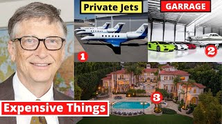 10 Most Expensive Things Bill Gates Owns - MET Ep 31