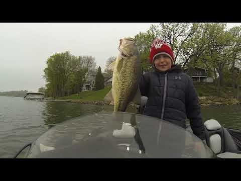 Whitewater Lake Bass Tournament 5/18/19