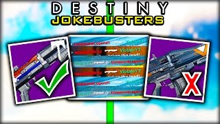 flushyoutube.com-Destiny MYTHBUSTERS - Bonus Myths JOKE EDITION Episode 1 (Destiny Gameplay)