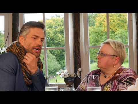 Stefan Bockelmann im Café und Restaurant Hülsenbecke in Ennepetal