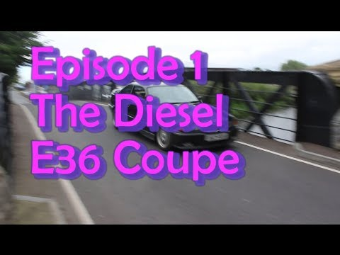 Willswheels Retro Resurrection Episode 1: The Diesel E36 Coupe