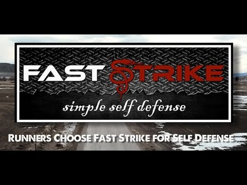Runners and Joggers Choose the Fast Strike Whip for Self Defense