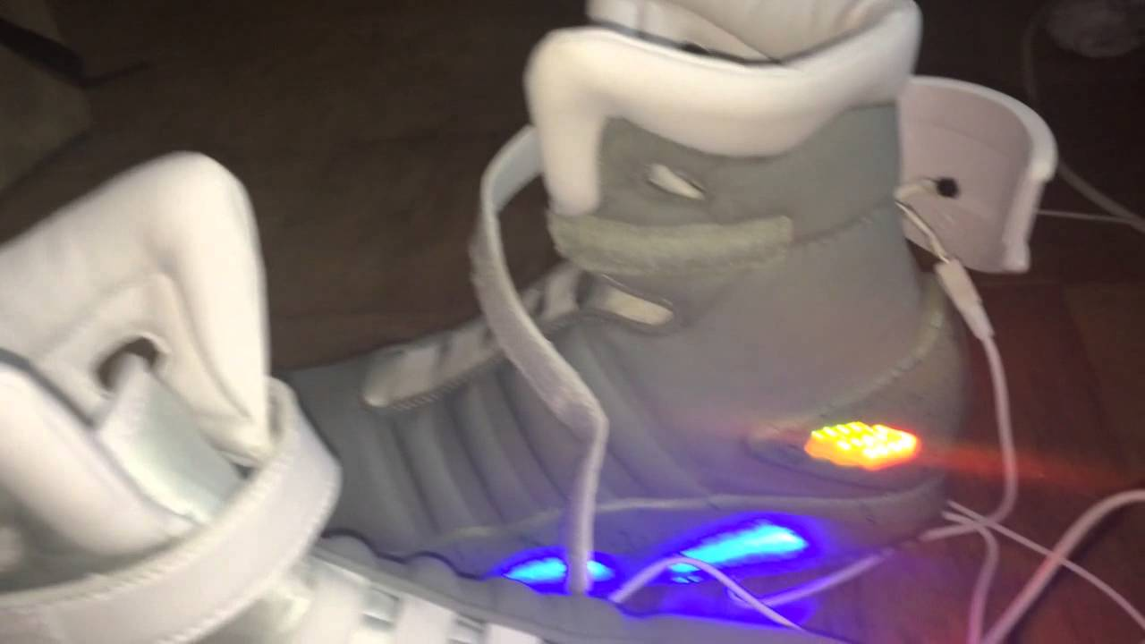 Nike Mag Charger