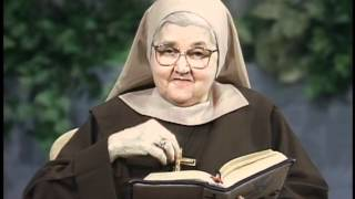 Mother Angelica Live Classics - 2012-04-24 - Living the Holy Life - Mother Angelica.mp4