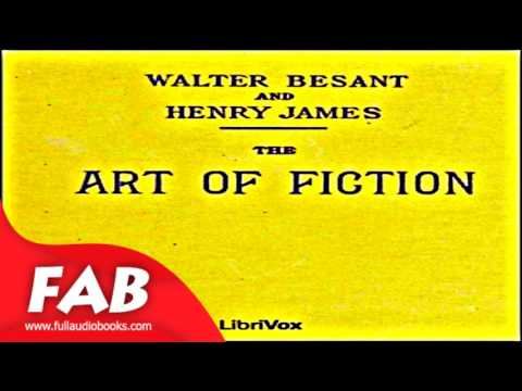 The Art Of Fiction Full Audiobook By Henry JAMES  By Essays & Short Works, Literary Criticism