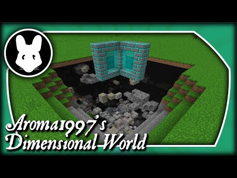 Aroma1997s Dimensional World - Mods - Minecraft - CurseForge