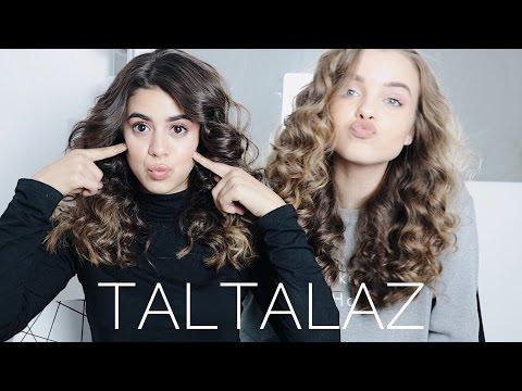 Q&A + TALTALAZ WITH ANNA   | שאלות ותשובות + מדריך לשיער מתולתל  עם אנה