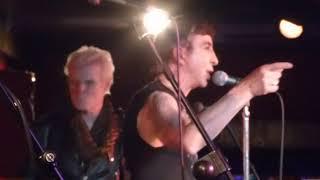 Marc Almond & The Loveless - Blond Boy - 100 Club, London, 27/1/19