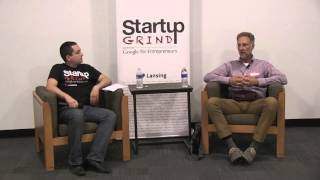 Carl Erickson (Atomic Object) at Startup Grind Lansing - Trust Your Instincts