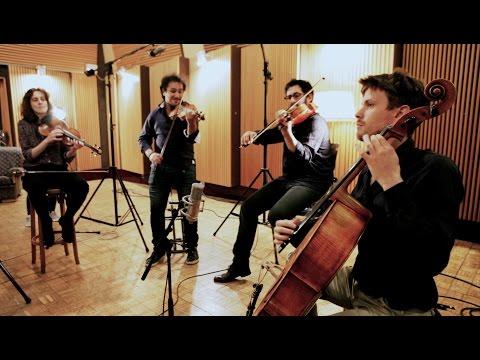 En ton île (G. Latil) - Cuareim Quartet ( F.Monbet, F.Nathan, R.Bauza, G.Latil )