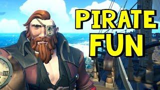 Sea of Thieves | Pirate Fun