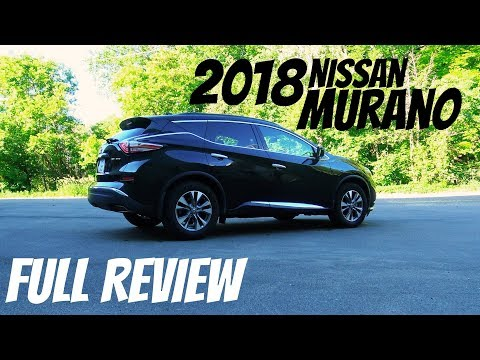 2018 Nissan Murano | Full Review & Test Drive