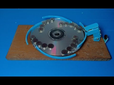 free energy machine magnetic self running generator